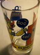 Pepsi/Harvey Cartoons Collector's Glass:  Big Baby Huey
