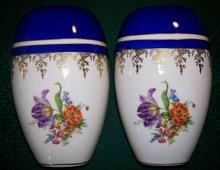 Rosenthal Dresden-Style Porcelain Vase Pair 9