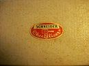 Bakelite/Catalin Cheese Slicer with Box & Brochure