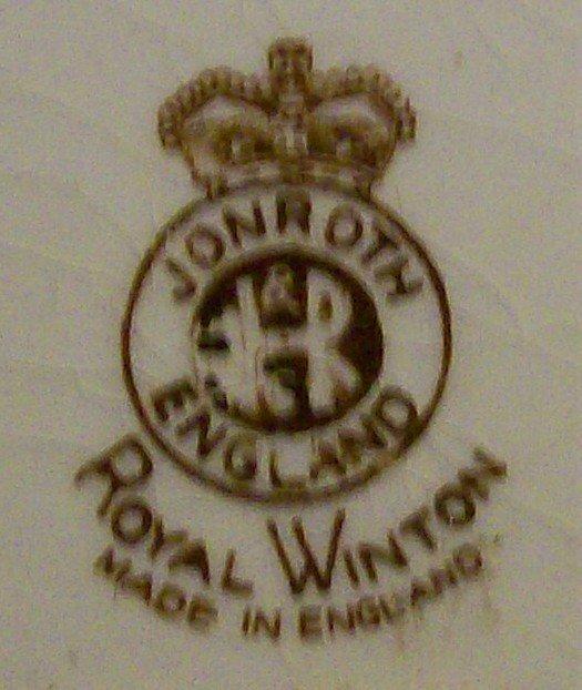 Grand Canyon Souvenir Ceramic Dish Jonroth/Royal Winton