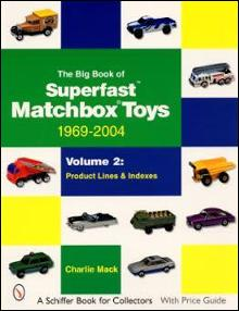 Superfast Matchbox Toys Vol 2 by: Charlie Mack