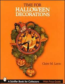 Time for Halloween Decorations by: Claire M. Lavin