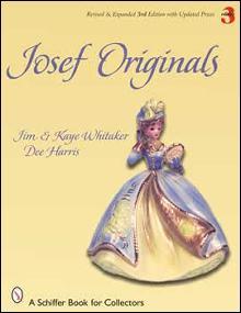 Josef Originals, Charming Figurines 3rd Ed by: Whitaker, Harris