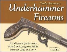 Early American Underhammer Firearms by: Nicholas L. Chandler