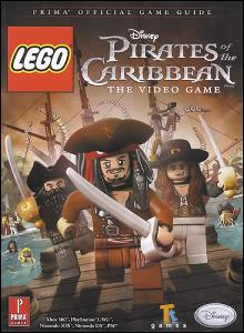 Lego Pirates of the Caribbean Prima Official Game Guide