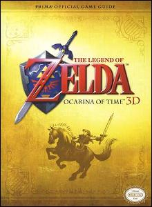 The Legend of Zelda: Ocarina of Time 3D, Prima Official Game Guide
