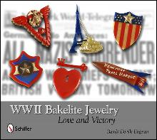 WWII Bakelite Jewelry: Love and Victory by: Bambi Deville Engeran