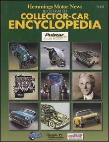 Hemmings Motor News Illustrated Collector-Car Encyclopedia