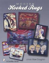 Modern Hooked Rugs by: Linda Rae Coughlin