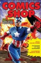 Comics Shop (Color Price Guide) by: M.Thompson, B. Frankenhoff, P. Bickford