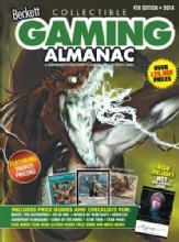 Beckett Collectible Gaming Almanac, 4th Edition - 2014 (Games & Trading Cards Price Guide)