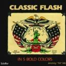 Classic Flash in Five Bold Colors (Tattoos) by: Jeromey