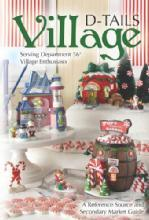 SET: Department 56 Village D-tails and Handbook, 3rd Ed