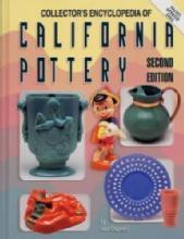 Encyclopedia of California Pottery 2nd Ed by: Jack Chipman