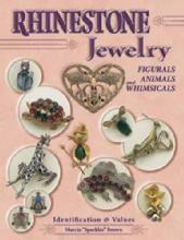 Rhinestone Jewelry, Figurals, Animals & Whimsicals by: Marcia Brown