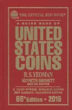 2015 Official Red Book US Coins 68th Edition - Whitman (Hardcover) by: RS Yeoman