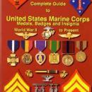 USMC Marines: Medals, Badges & Insignia, WWII & Up by: James Thompson