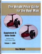 Wright Guide for the Reel Man Vol 1 by: Ben Wright