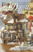 Department 56 Village D-tails, 2nd Ed (Price ID Guide / Collector Record Book)