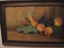 Chandler Fruit Pastel Painting