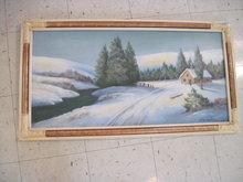 Andrew Gunderson Pastel Painting
