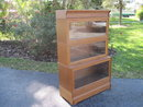 Oak Barrister Stack Bookcase