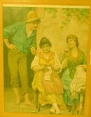 Late 19th C Print