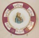German Louis XVI Plate