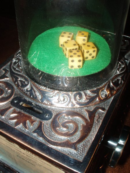 Caille Brothers Winner Dice Machine