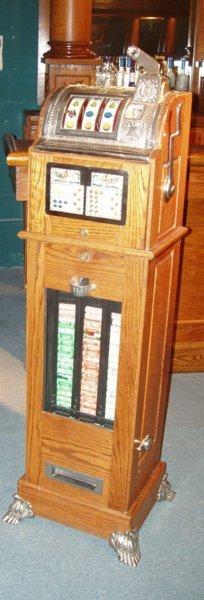 Mills Automatic Mint Vendor