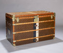 Louis Vuitton Vintage Trunk, 1914.