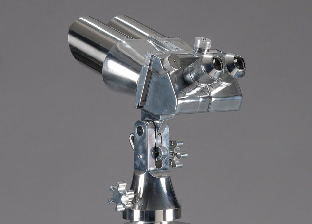 10x80 Flak Binoculars
