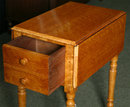 A Fine English Antique Side Table