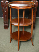 English Antique Tray Table