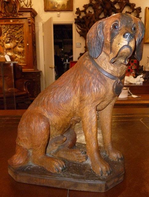 Black Forest Dog.