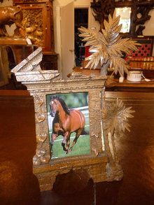 Black Forest Picture Frame.