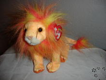 Ty Beanie Baby Lion
