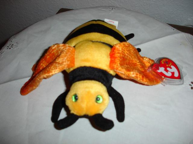 Ty Beanie Baby Bee