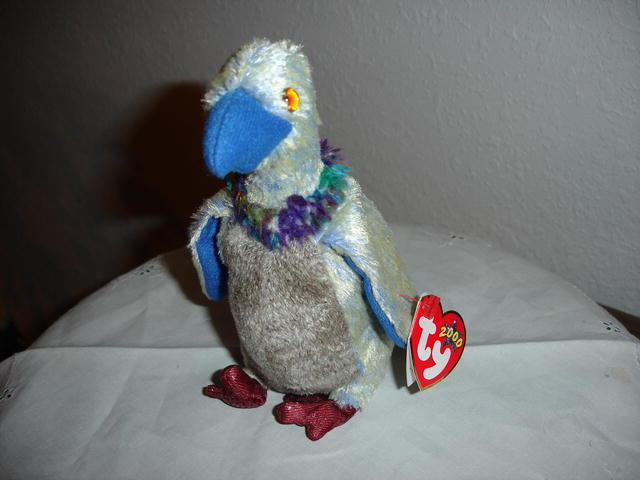 Ty Beanie Baby Bird
