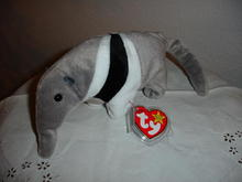 Ty Beanie Baby Anteater