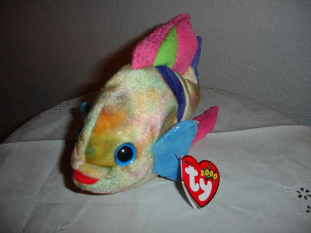 Ty Beanie Baby Fish