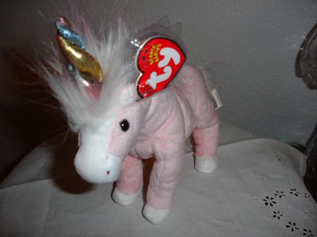 Ty Beanie Baby Unicorn