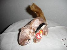 Ty Beanie Baby Chipmunk