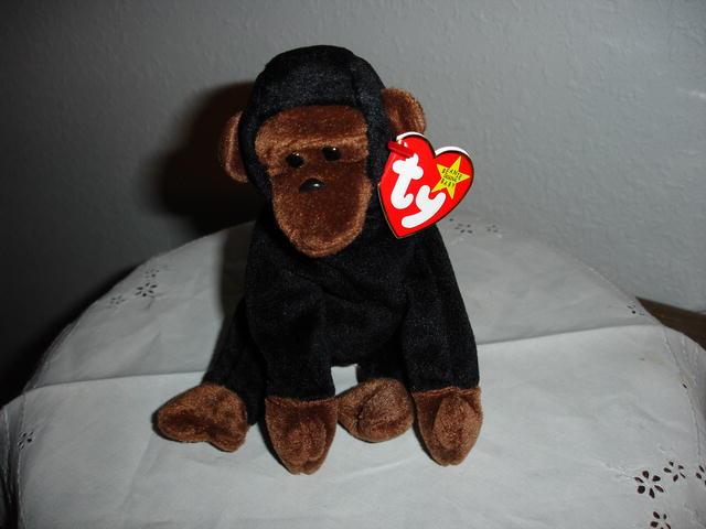 Ty Beanie Baby Ape