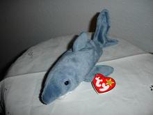 Ty Beanie Baby Shark