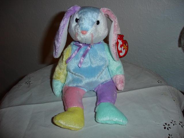 Ty Beanie Baby Rabbit
