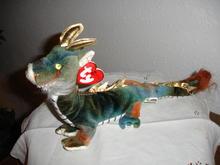 Ty Beanie Baby Zodiac Dragon