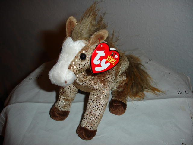 Ty Beanie Baby Horse