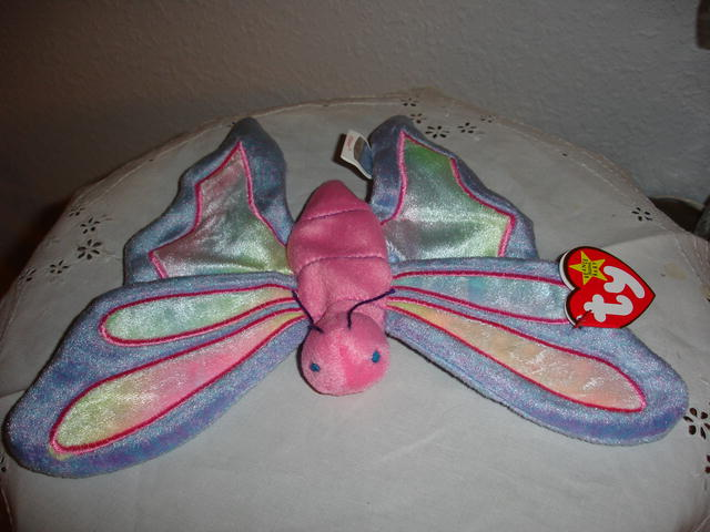 Ty Beanie Baby Butterfly