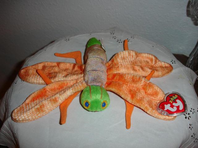 Ty Beanie Baby Firefly
